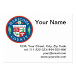 Maricopa County seal Business Cards