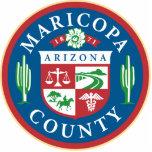 Maricopa county seal photo cutouts