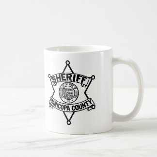 Maricopa County Sheriff Coffee Mug