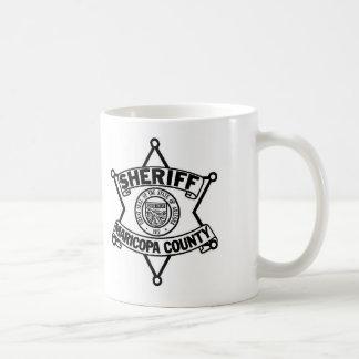 Maricopa County Sheriff Coffee Mugs