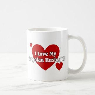 Marido angolano taza