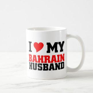 Marido de Bahrein Taza