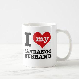 Marido de la danza del fandango