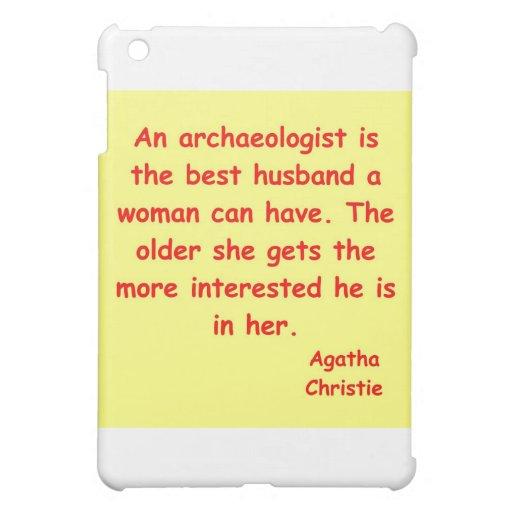 marido del atchaeologist