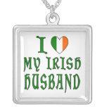 Marido del irlandés del amor grimpolas