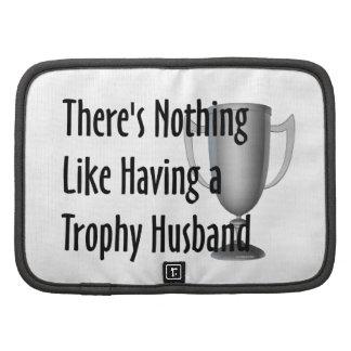 Marido del trofeo de la CAMISETA Planificador