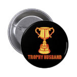 Marido del trofeo, divertido+para hombre+regalos pin