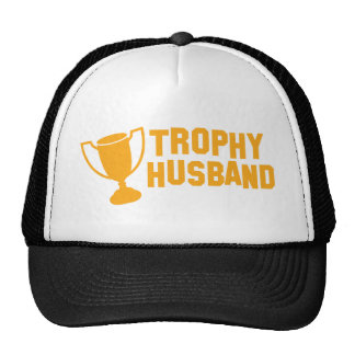 marido del trofeo gorra
