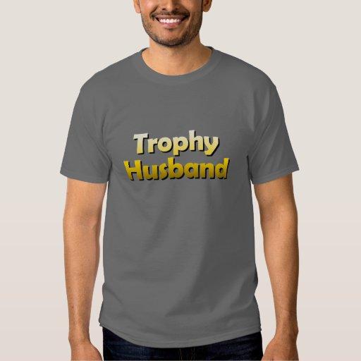 Marido del trofeo poleras