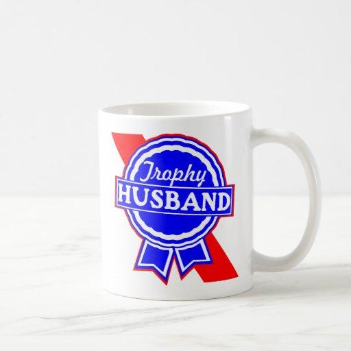 Marido del trofeo taza clásica