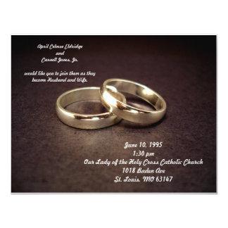 Marido y esposa que se convierten comunicados personales