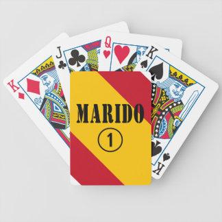 Maridos españoles: Uno de Marido Numero Baraja