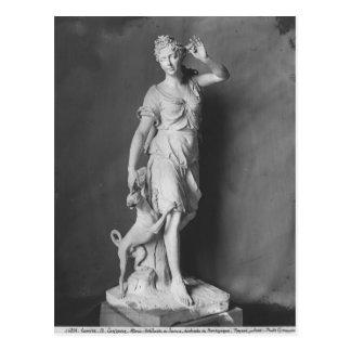 Marie-Adelaide de Savoie Postcard