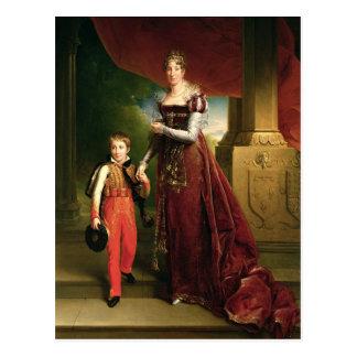 Marie Amelie de Bourbon Post Cards