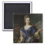 Marie-Anne de Borbón Princesa de Conti Imán Cuadrado