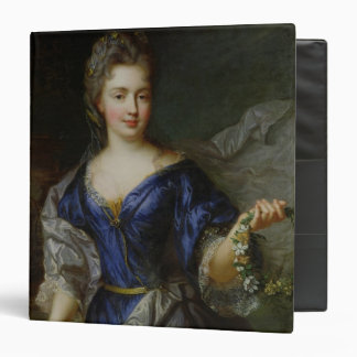 Marie-Anne de Bourbon  Princess of Conti 3 Ring Binder
