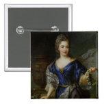 Marie-Anne de Bourbon  Princess of Conti Pin