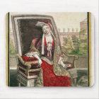 Marie-Anne Mancini  Duchess of Bouillon Mouse Pad