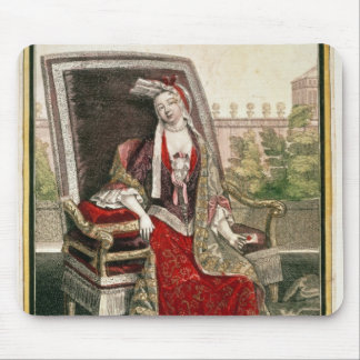 Marie-Anne Mancini  Duchess of Bouillon Mouse Pad