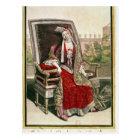 Marie-Anne Mancini  Duchess of Bouillon Postcard