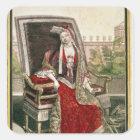 Marie-Anne Mancini  Duchess of Bouillon Square Sticker