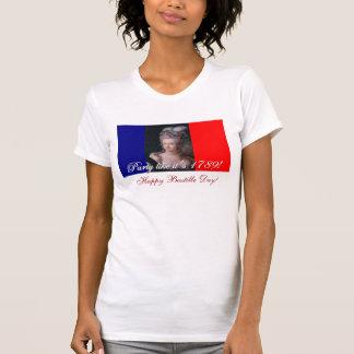 Marie Anntoinette Bastille Day T-Shirt