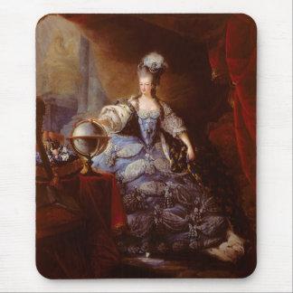 Marie Antoinett of Austria by Jean Baptiste Dagoty Mouse Pad