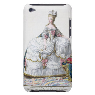 Marie Antoinette (1752-93) from 'Receuil des Estam Barely There iPod Case