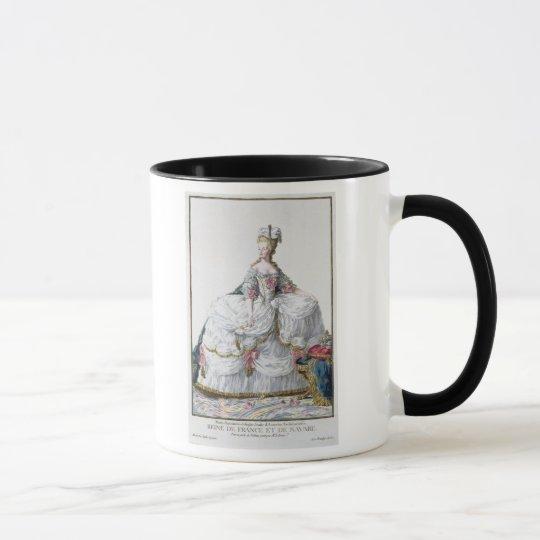 Marie Antoinette (1752-93) from 'Receuil des Estam Mug