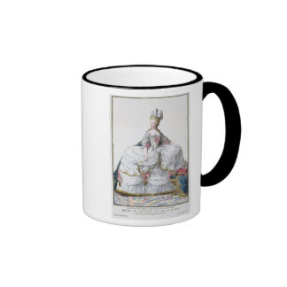 Marie Antoinette (1752-93) from 'Receuil des Estam Coffee Mugs