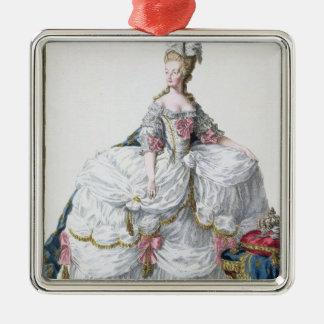 Marie Antoinette (1752-93) from 'Receuil des Estam Christmas Ornaments
