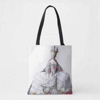 Marie Antoinette (1752-93) from 'Receuil des Estam Tote Bag