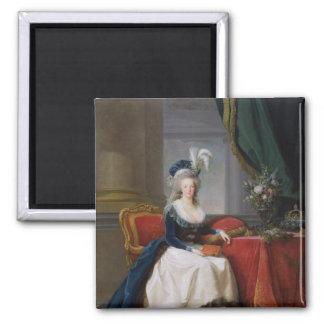 Marie-Antoinette  1788 Magnet