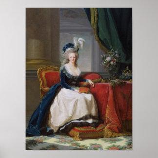 Marie-Antoinette  1788 Poster