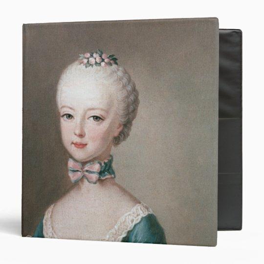 Marie Antoinette 3 Ring Binder