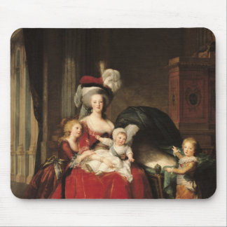 Marie-Antoinette  and her Children, 1787 Mouse Pad