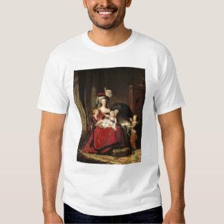 Marie-Antoinette  and her Children, 1787 T-Shirt