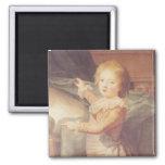 Marie-Antoinette and her Children Magnet