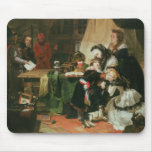 Marie Antoinette and her children Mouse Pad