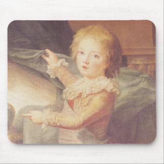 Marie-Antoinette and her Children Mousepads