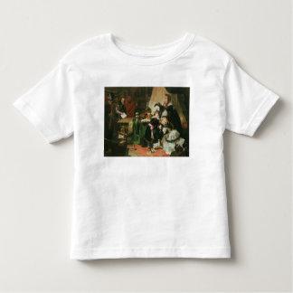 Marie Antoinette and her children Toddler T-shirt