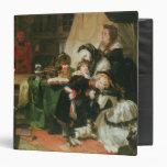 Marie Antoinette and her children Vinyl Binders