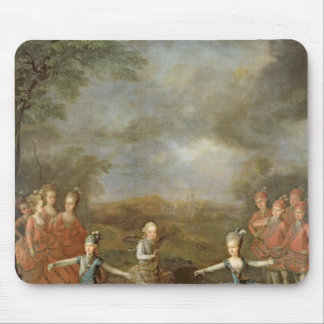 Marie Antoinette and her sisters Mouse Pad
