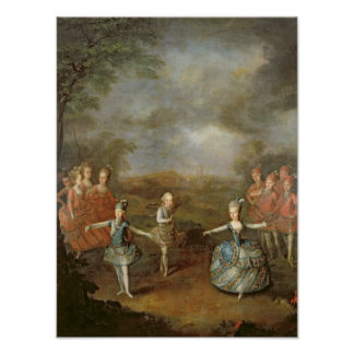 Marie Antoinette and her sisters Poster