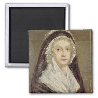 Marie Antoinette  at the Conciergerie Magnet