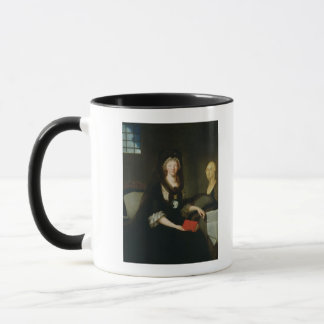 Marie-Antoinette  at the Conciergerie Mug