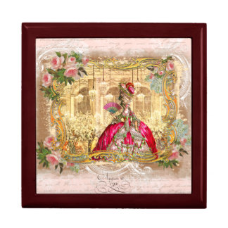 Marie Antoinette at Versaille Gift Box