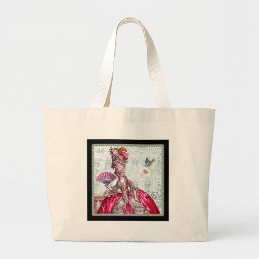 Marie Antoinette & Bluebird Bags