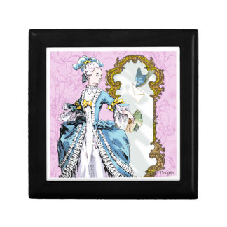 Marie Antoinette & Bluebird Gift Box