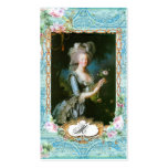Marie Antoinette Business Cards